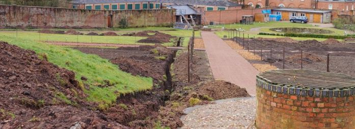 Irrigation system 6