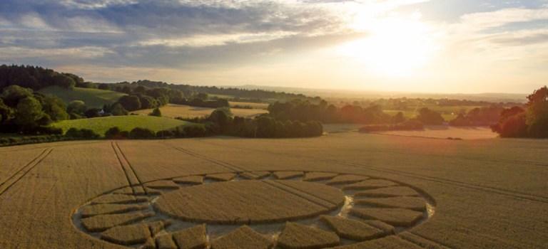 Crop Circles & Eveil de Conscience