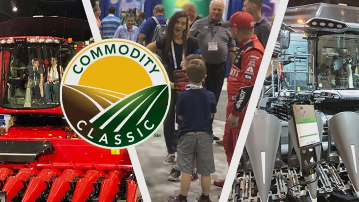 Schedule for Commodity Classic 2022 New Orleans Will Host