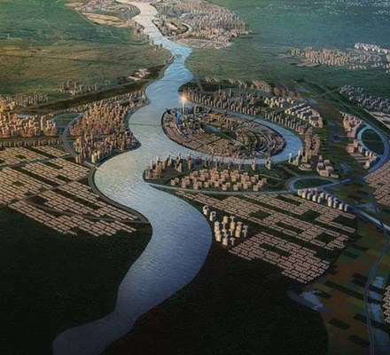 First Eco Friendly Industrial Zone RUDA