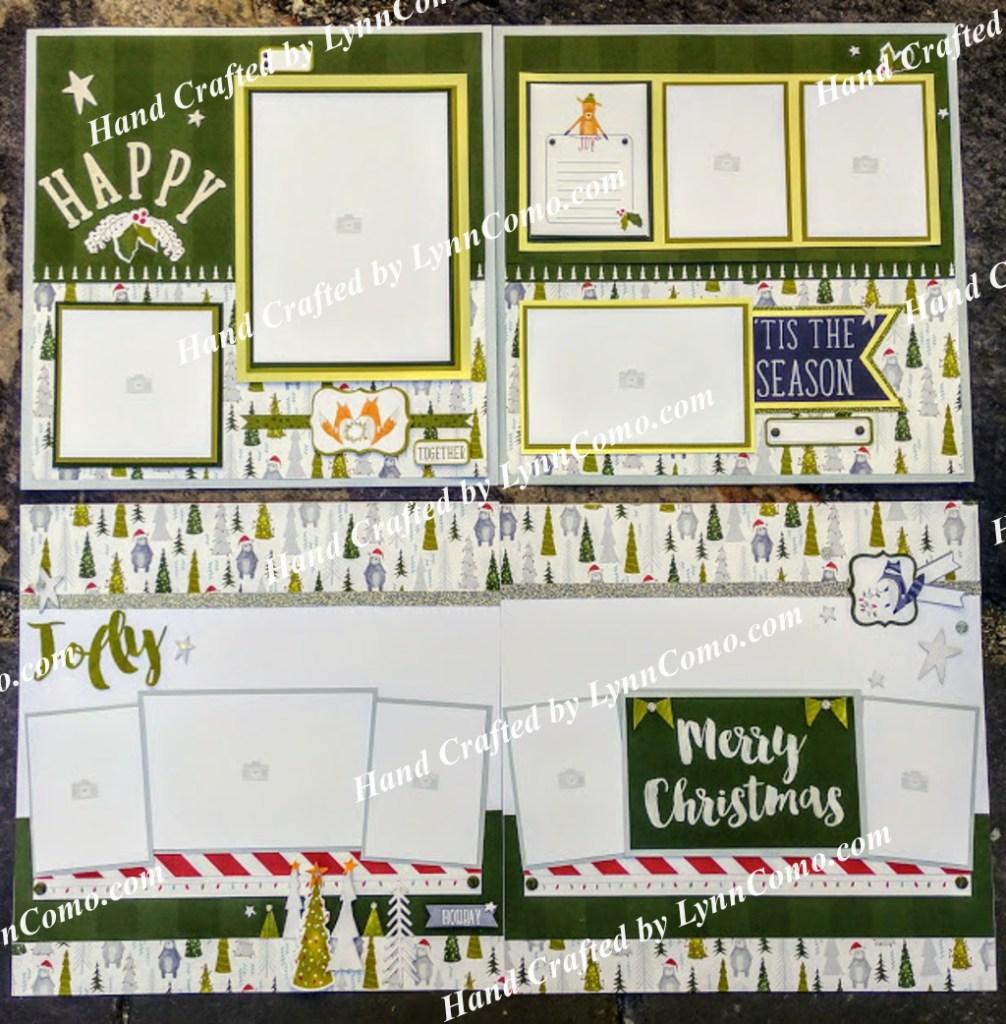 Jolly Christmas, Lynn Como