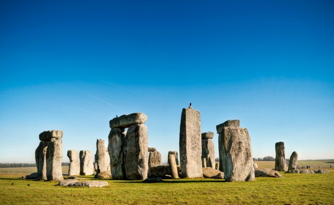 Why Was Stonehenge Built History