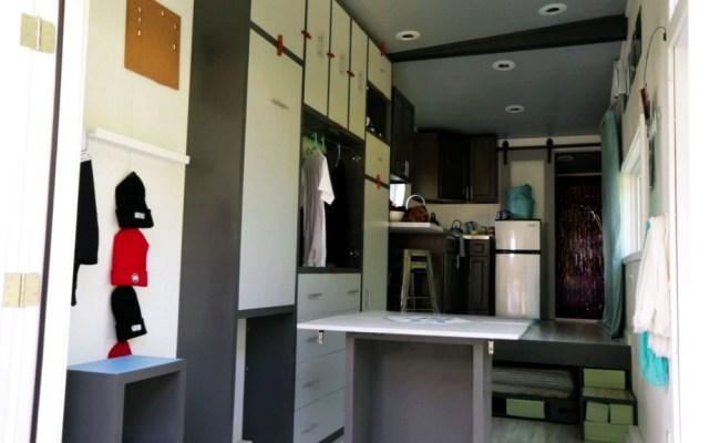 Tiny House Tour Pop Up Shop Fyi
