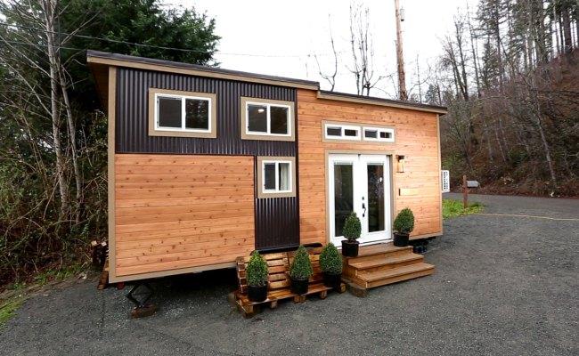 Tiny House Tour Romantic Abode Fyi