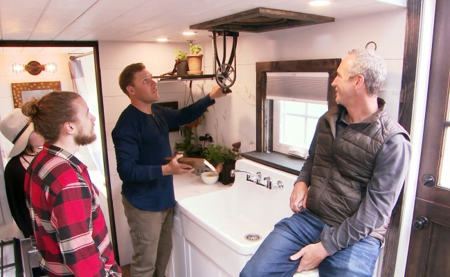 Watch 320 Sq Ft Tiny Zen Den Full Episode Tiny House