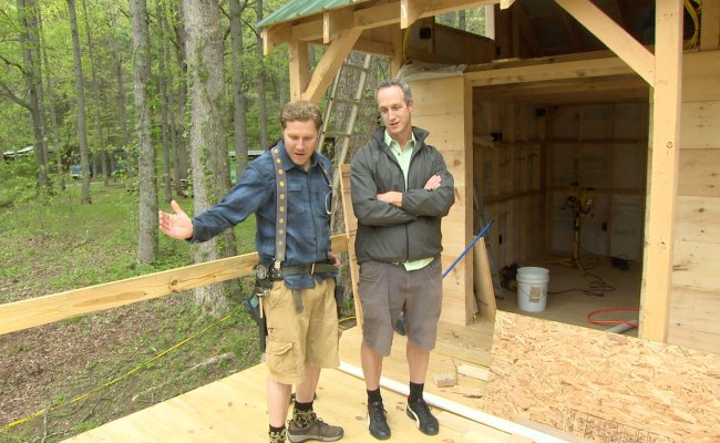 Watch River Escape Full Episode Tiny House Nation Fyi