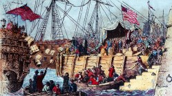 The Boston Tea Party - HISTORY