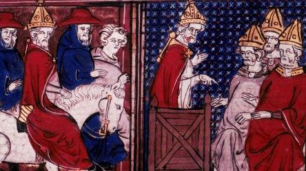 Pope Urban II Orders First Crusade HISTORY