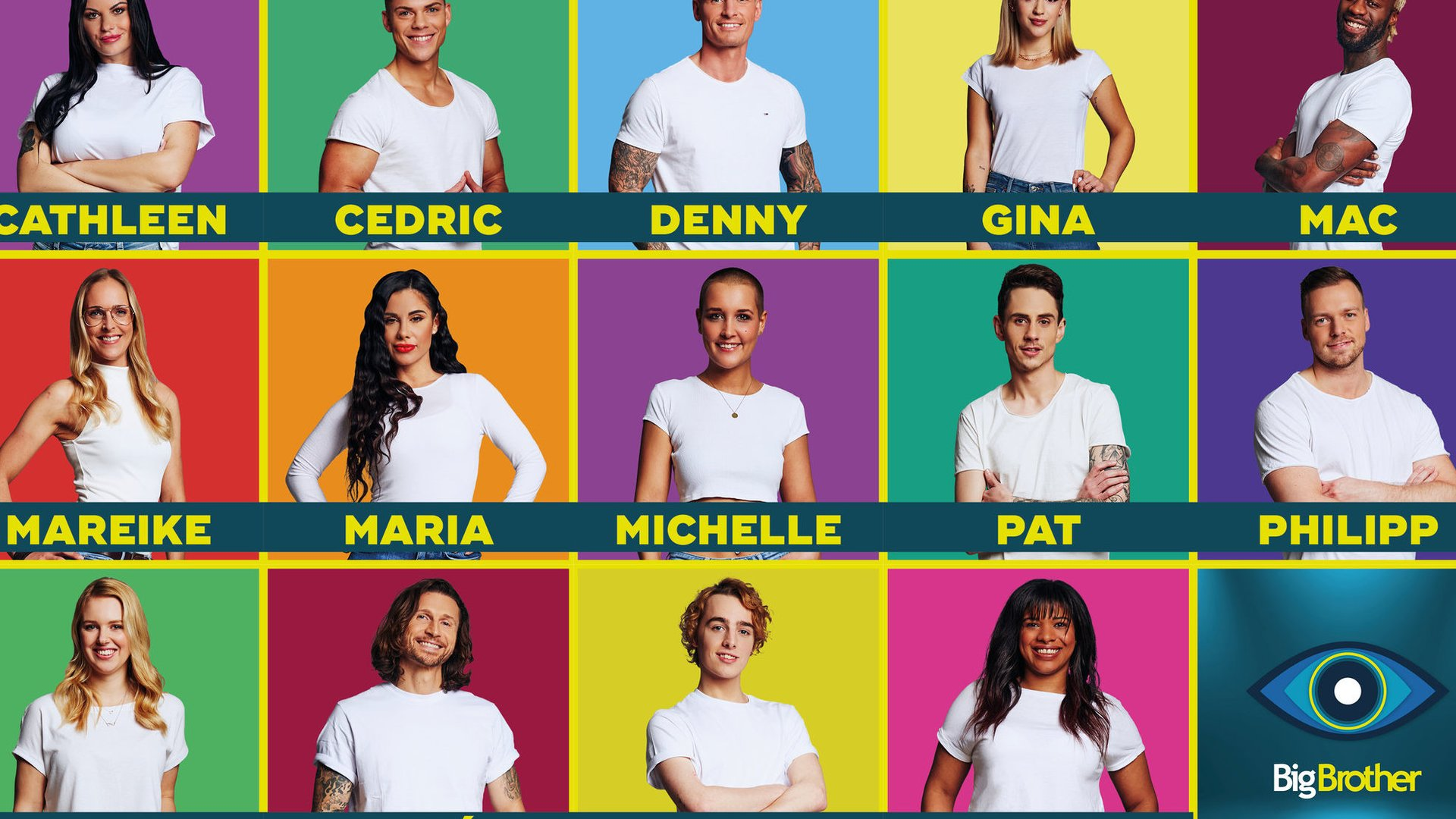 Big Brother 2021 Australia Christina - Programledare för ...
