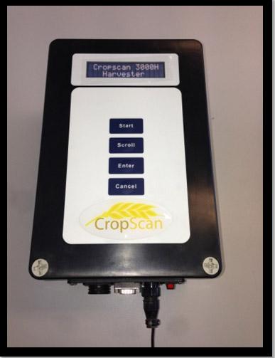 CropScan 3000H Spectrometer