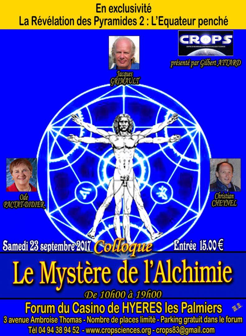 Jacques Grimault La Révélation Des Pyramides 2 : jacques, grimault, révélation, pyramides, L'Alchimie, Mystères, Jacques, Grimault,, Pactat-Didier, Christian, Cheynel), CROPSciences