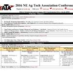 Nebraska Agriculture Technology Association Conference, Feb. 3-4 in Lincoln