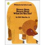Eric carle - brown bear