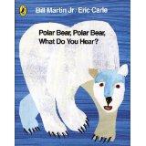 Eric Carle - polar bear