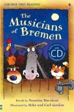 Usborne audio book - musicians-of-bremen-with-cd