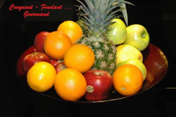 Corbeille de fruits - septembre 2008 012