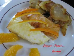 Dos de cabillaud et saumon à l'orange -fevrier 2009 055 copie