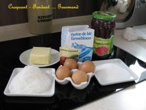 Gâteau macaron-framboise -mai 2009 283 copie