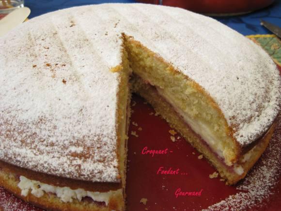 Torta paradiso al mascarpone - octobre 2009 110 copie