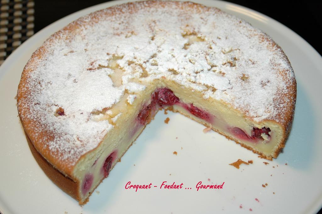 Gâteau moelleux aux cerises - novembre 2009 019 copie (Copy)