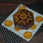 Marquise glacée chocorange-meringue - DSC_2338