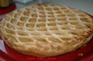 Tarte grillagée aux pommes - DSC_3050_558