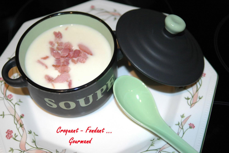 Velouté de chou fleur au bacon - DSC_8366_6126