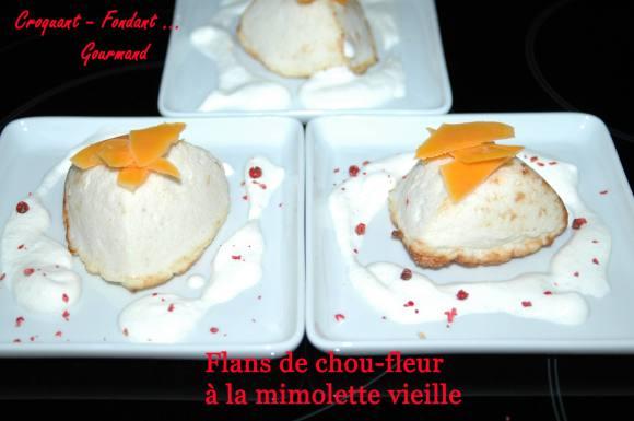 Flans de chou-fleur & mimolette vieille -DSC_0313_8295
