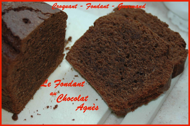 Le fondant au chocolat Agnès - coupe - aout 2008 088 copie
