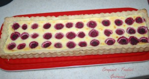Cheesecake aux framboises - DSC_2158_10078