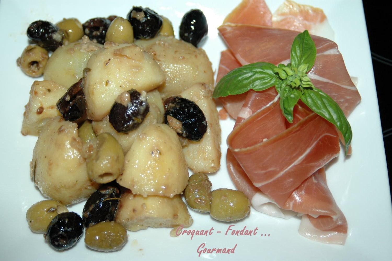 Poêlée de PDT aux olives - DSC_2881_11039