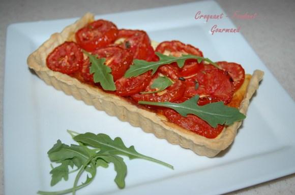 Tarte fromagère aux tomates -DSC_2565_10725