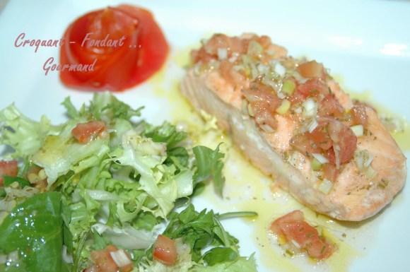 Pavés de saumon sauce vierge - DSC_3860_12041