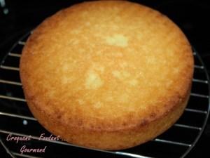 Gâteau de Capri chocolat blanc-amande -DSC_4697_13044