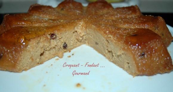 Gâteau de semoule au caramel -DSC_6086_14445