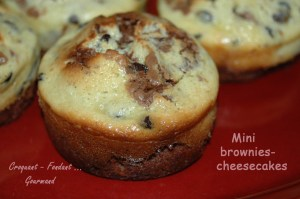 Mini brownies-cheesecakes - DSC_6879_15294