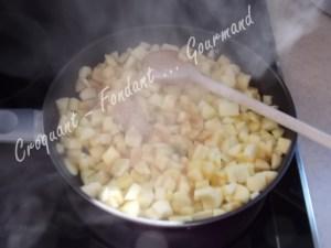 Gâteau brioché aux pommes - DSCN0809_20085