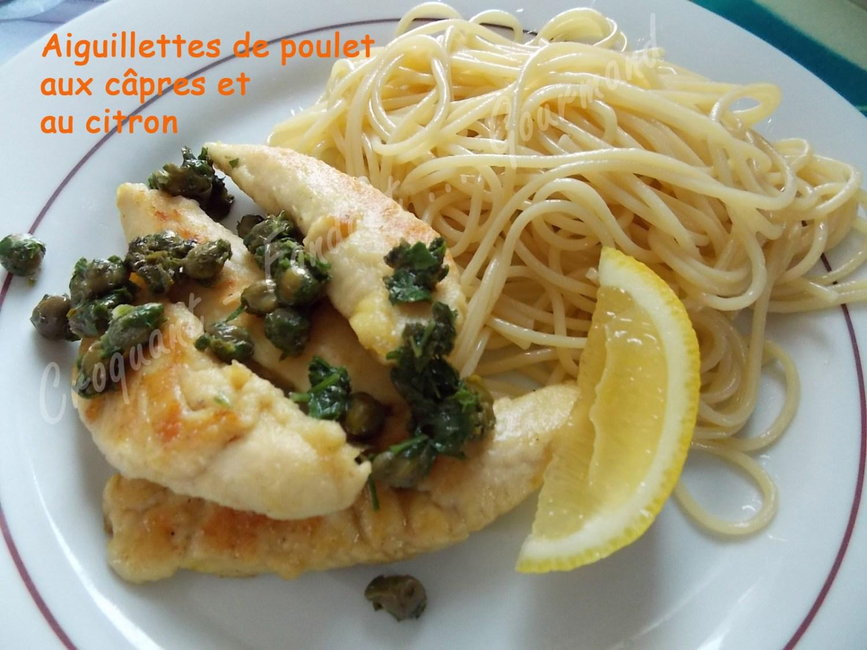 Aiguillettes de poulet aux câpres et au citron DSCN3373_23248