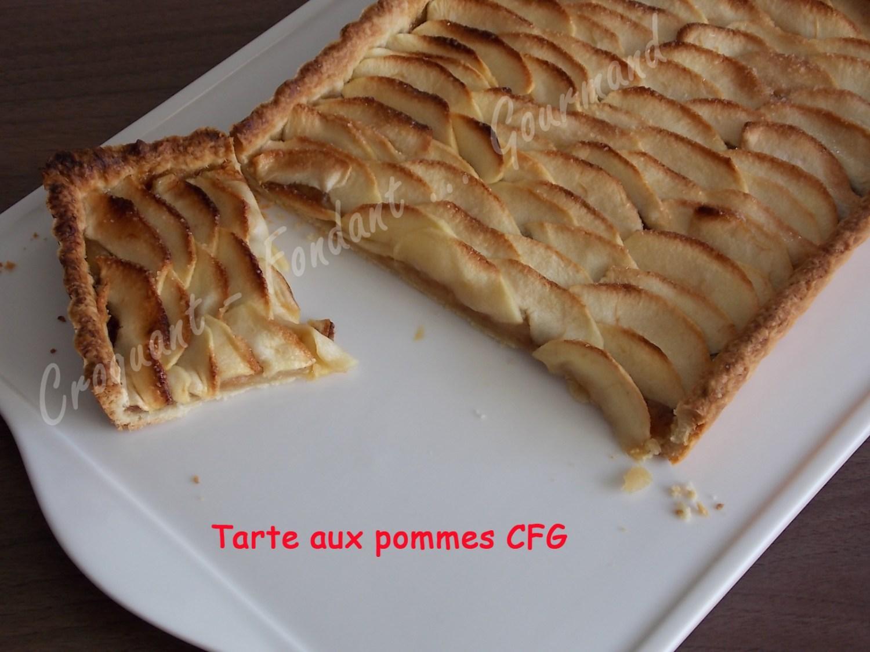 Tarte aux pommes CFG DSCN5440_25496
