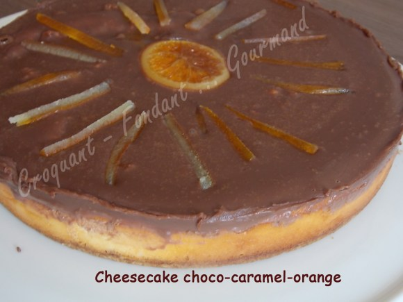 Cheesecake choco-caramel-orange DSCN6385_26492
