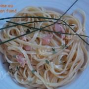 Linguine au saumon fumé DSCN7673_27814