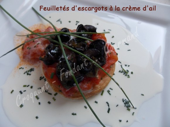 Feuilletés d'escargots à la crème d'ail DSCN8816_28992