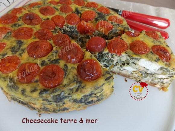 Cheesecake terre & mer DSCN0137_29675