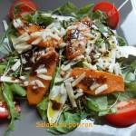 Salade au potiron DSCN0503_30041