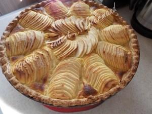 Tarte amandine aux pommes DSCN0599_30137