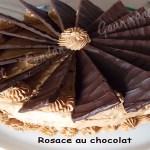 Rosace au chocolat Slider