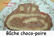 Bûche choco-poire Index -DSC_8674_6470