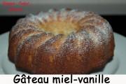 Gâteau au miel et à la vanille Index - DSC_9428_7356