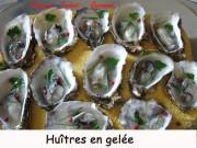 Huîtres pochées en gelée Index - mars 2009 093 copie