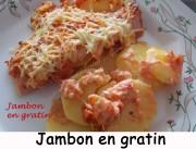 Jambon en gratin Index DSCN5870_36669
